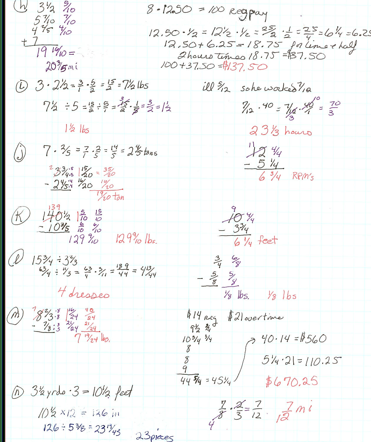 13  7th Grade Algebra Worksheet Templates – Free Word & PDF ...